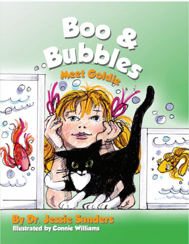 Boo & Bubbles: Meet Goldie