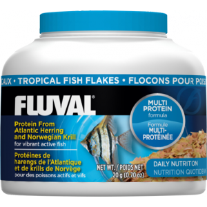 Fluval Tropical Fish Flakes
