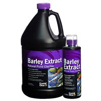 Barley Extract- Crystal Clear