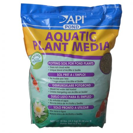 API Aquatic Plant Media