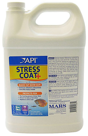 Aquarium Stress-Coat