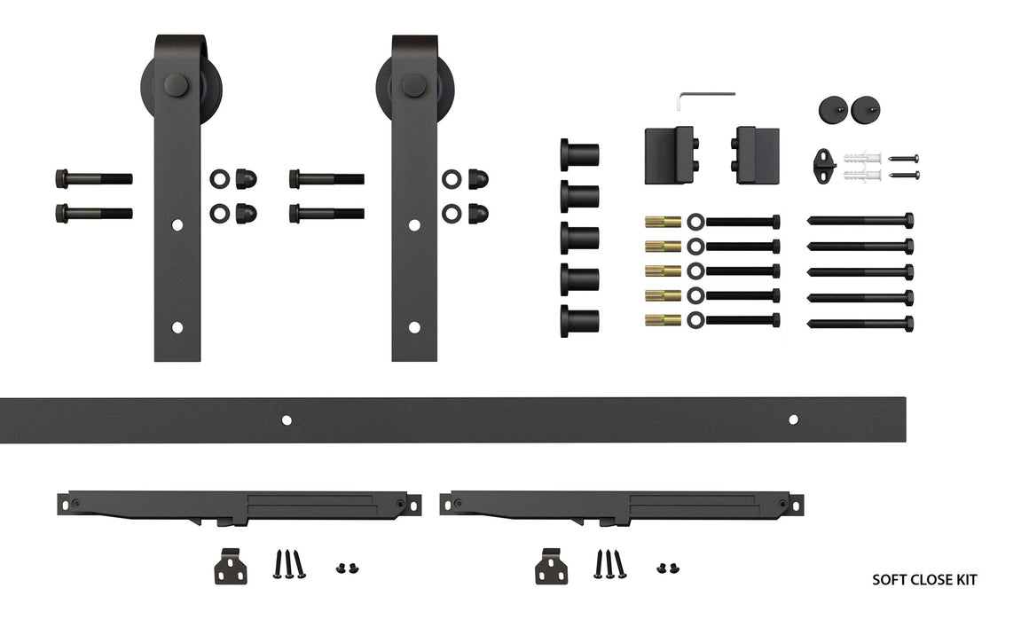 Classic Strap (Single Wood Door Kits)