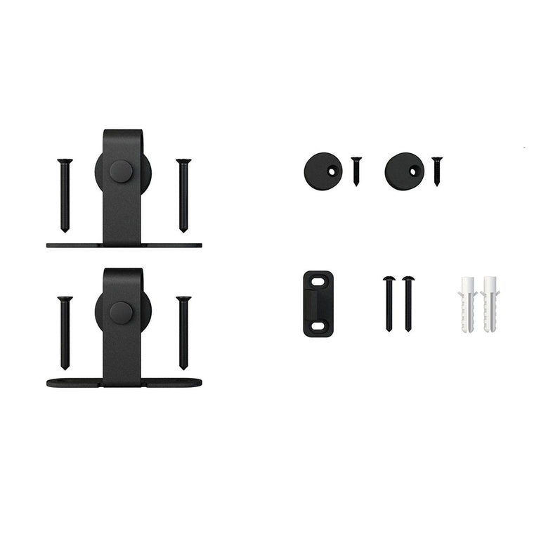 Top Mount Furniture Sliding Door Hardware Roller Kit