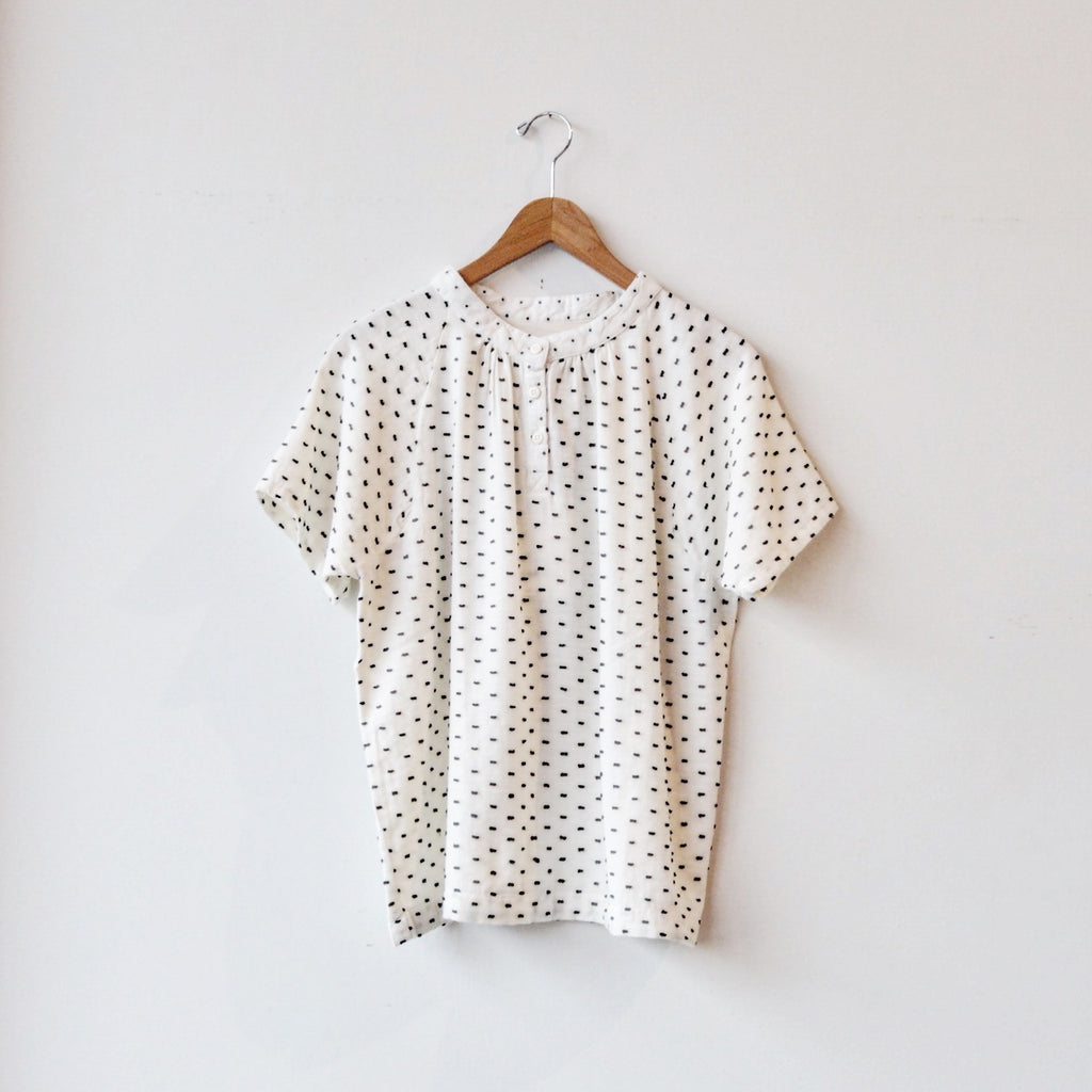 Ace & Jig Pearl Booker Blouse