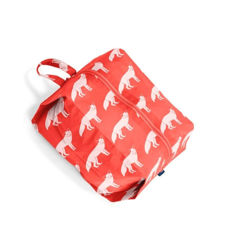 BAGGU Red Fox 3D Zip Large Bag - Myth & Symbol - 1