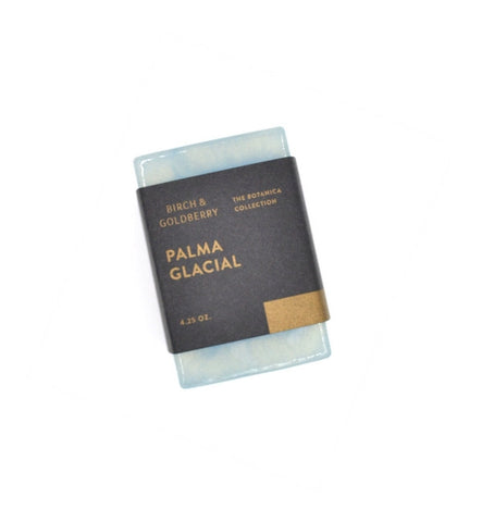 Birch & Goldberry Palma Glacial Botanica Soap - Myth & Symbol