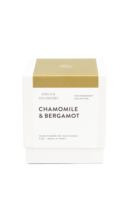 Birch & Goldberry Chamomile & Bergamot Candle - Myth & Symbol - 3