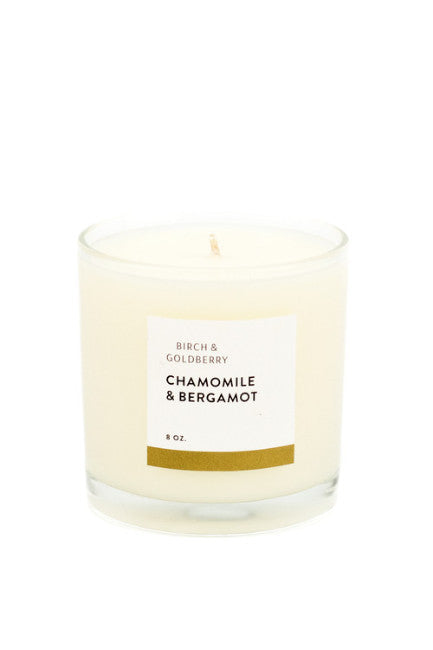 Birch & Goldberry Chamomile & Bergamot Candle - Myth & Symbol - 2