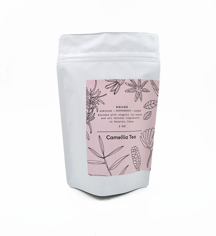 Camellia Tea Rouge Tea Bag - Myth & Symbol - 1