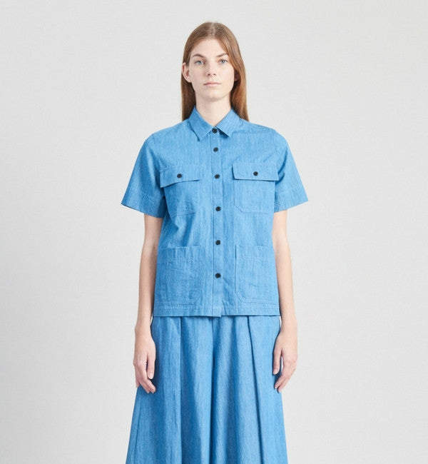 Demylee Denim Lucy Top - Myth & Symbol - 3