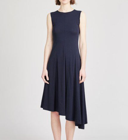 Demylee Navy Elena Dress
