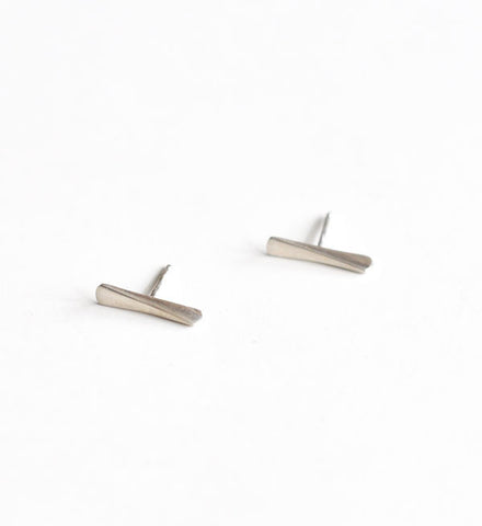 Fay Andrada Silver Kiila Stud Earrings - Myth & Symbol - 1