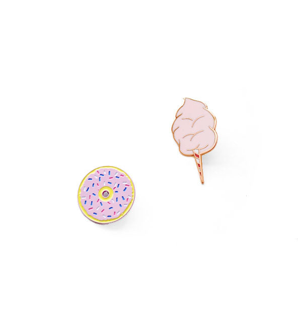 Felt Good Co. Cotton Candy Pin - Myth & Symbol - 4