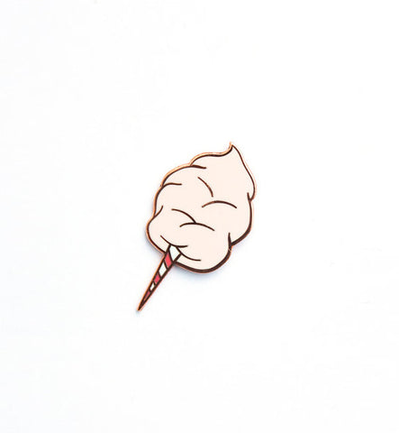 Felt Good Co. Cotton Candy Pin - Myth & Symbol - 1