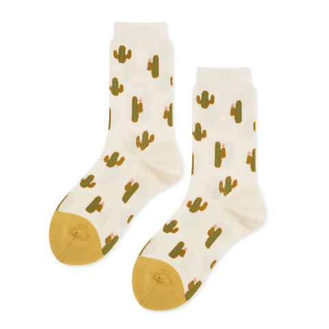 Hansel from Basel Yucca Nylon Crew Socks - Myth & Symbol