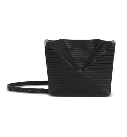 IMAGO-A Black No. 13 Prism Stripe Bag - Myth & Symbol - 1