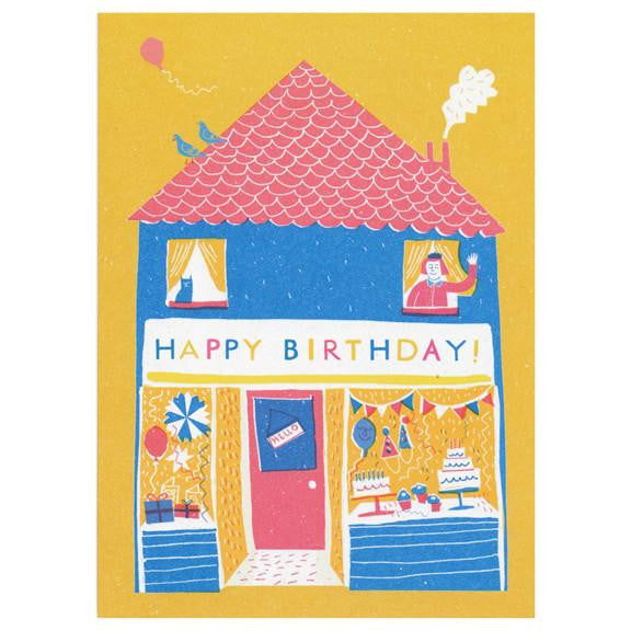 Little Otsu x Louise Lockhart Birthday Shop Card - Myth & Symbol - 3