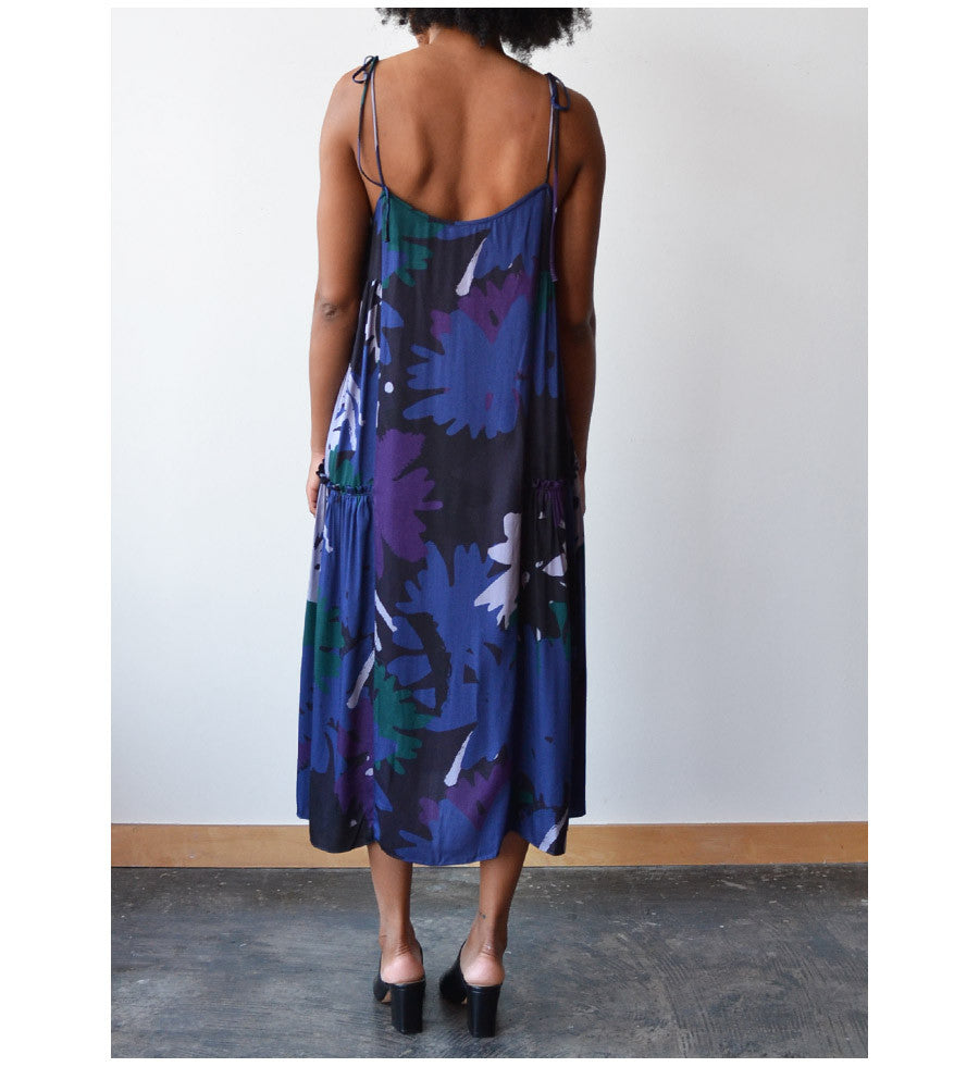 Steven Alan Floral Falls Dress - Myth & Symbol - 4