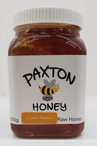Paxton Chunk Comb Honey