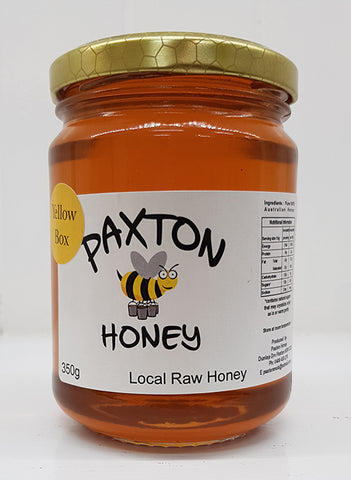 Paxton Yellow Box Honey