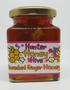 Smashed Ginger Honey