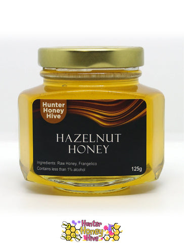 Hazelnut Honey