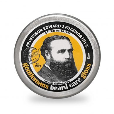 Professor Edward J. Fuzzworthy's Beard Care Gloss Tin