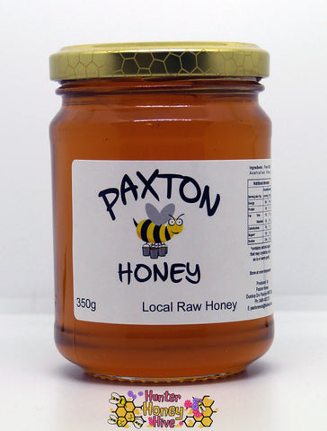 Paxton Bush Blend Honey