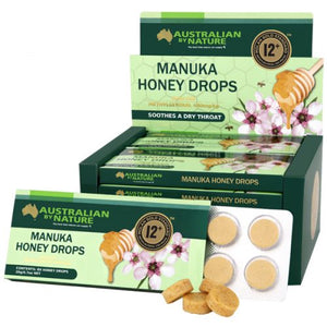 MANUKA HONEY DROPS 12+ (MGO 400) 8 DROPS