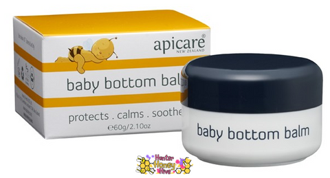 Apicare Baby Bottom Balm 65g