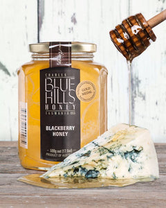 Blue Hills Blackberry Honey