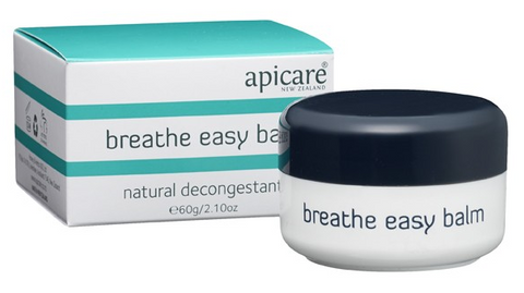 Apicare Breathe Easy Balm 65g