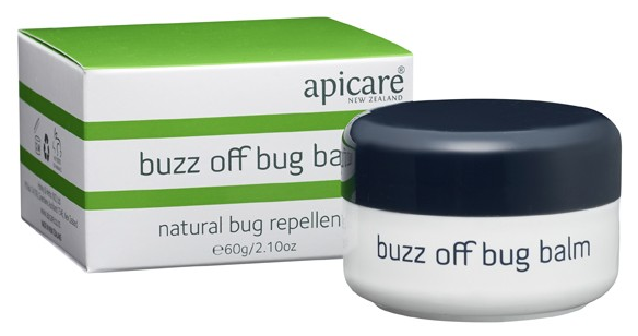 Apicare Buzz Off Bug Balm 60g