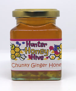 Chunky Ginger Honey