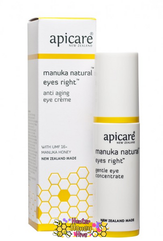 Apicare Manuka Natural Eyes Right Anti-Aging Eye Concentrate 30g