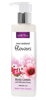 New Zealand Flowers Body Lotion