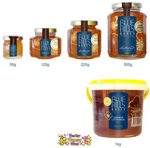 Blue Hills Leatherwood Honey