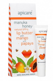 Apicare Manuka Honey Natural SPF 15 Lip butter 8g