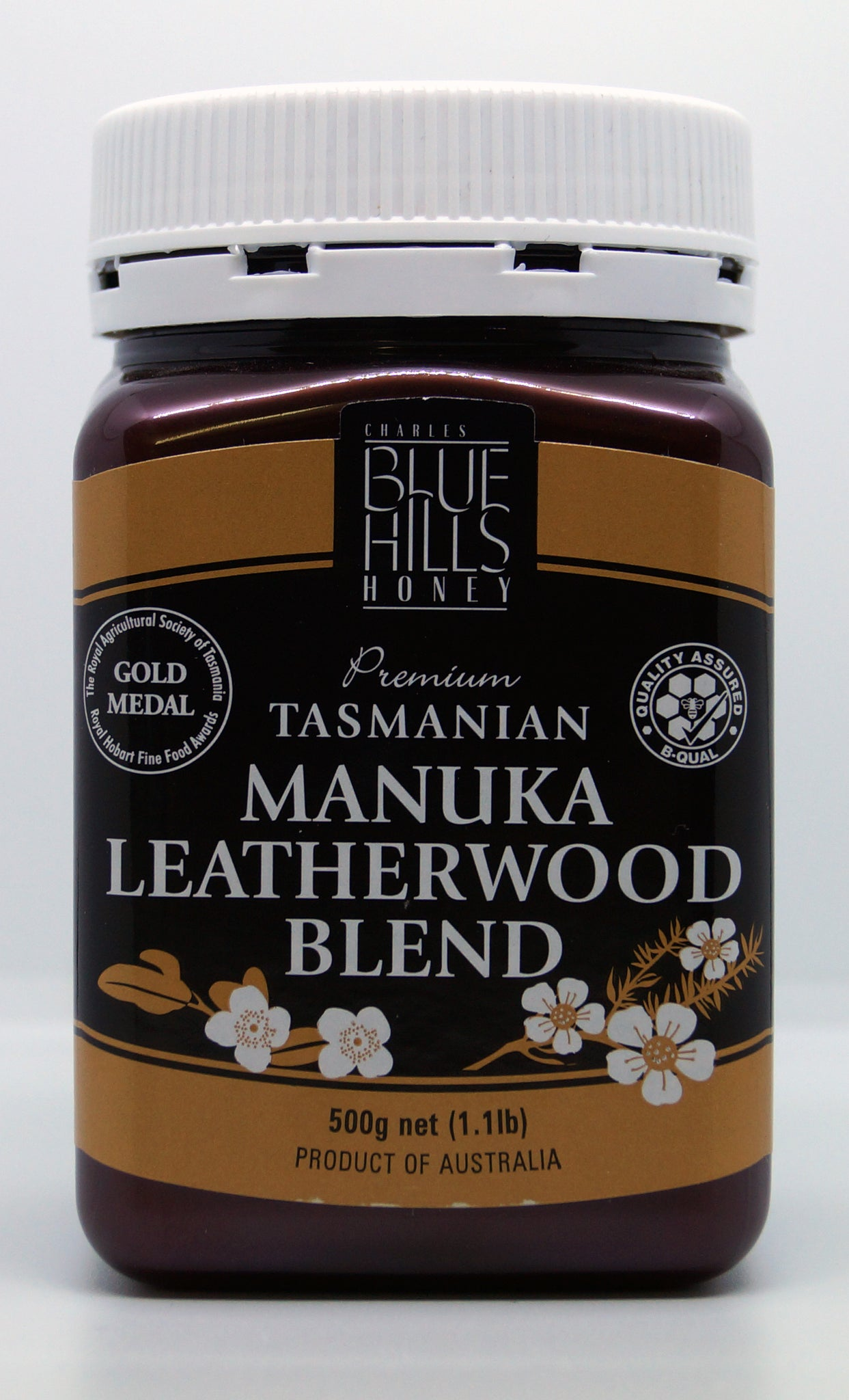 Blue Hills Manuka Leatherwood Blend