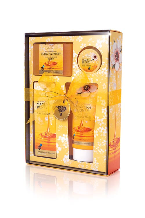 Manuka Honey Gift Box