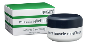 Apicare Muscle Relief Balm 65g