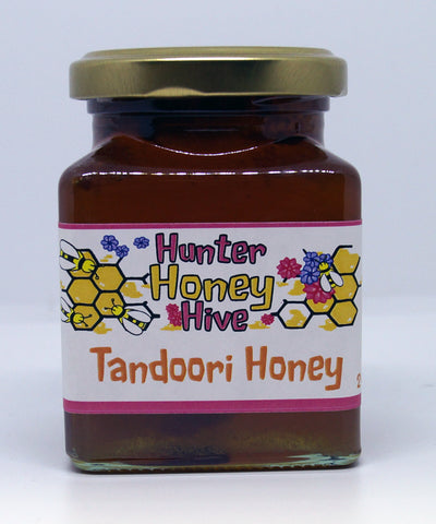 Tandoori honey