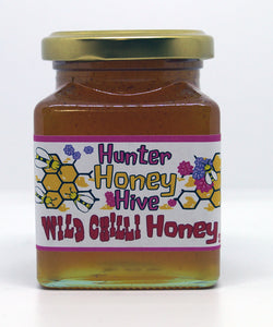 Wild Chilli Honey