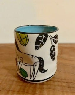 Medium- Lucky Unicorn Cup
