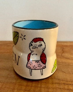 Medium- Lucky Chicken cup