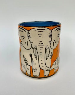 XL large- Lucky Elephant Cup