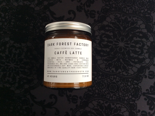 Caffe Latte Soy Candle
