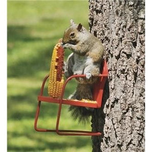Retro Squirrel Feeder