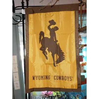 Wyoming Cowboys Flags