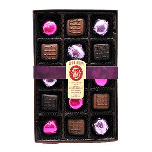 15pc Huckleberry Creams & Caramels Gift Box - 9 oz